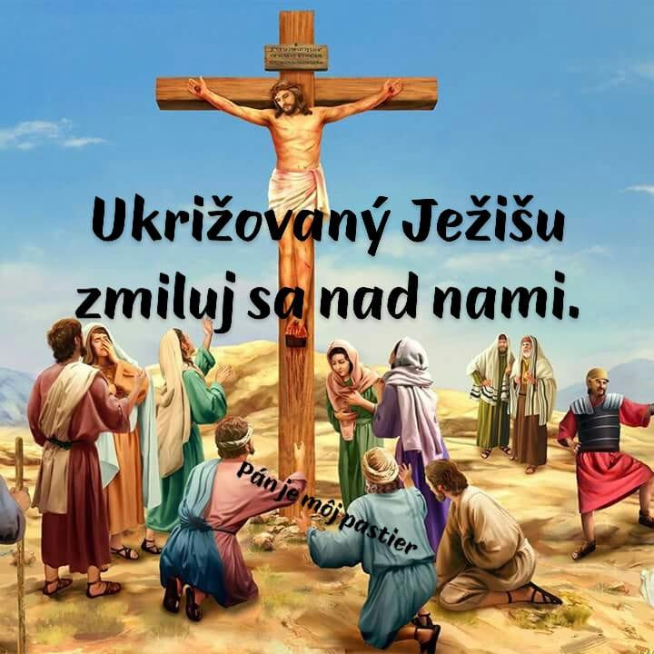 Veľký piatok - sviatok Kristovho kríža a nášho vykúpenia | Obec Chmeľnica